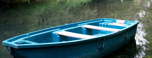Faire un tour en barque