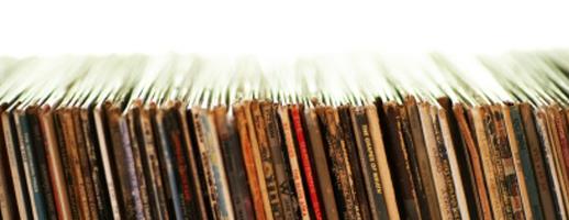 Ecouter des disques vinyle