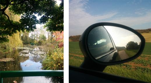 Les jardins de Monet à Giverny