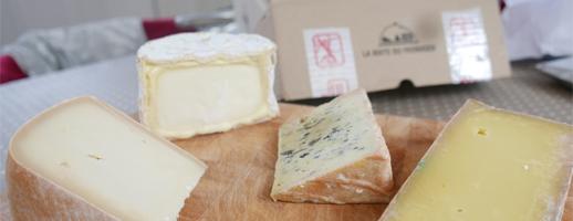 S'abonner à la Boîte du fromager